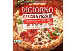 DiGiornio design a pizza kit