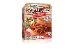 Farm Rich smokehouse BBQ beef