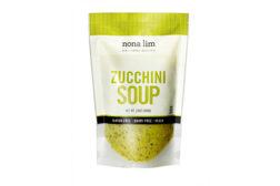 Noma Lin zucchini soup