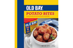 Old Bay potato bites