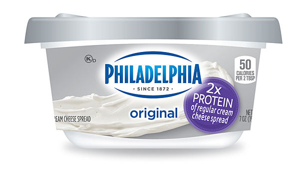 Philadelphia Protein cream cheese