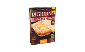 Digiorno crispy pan pizza