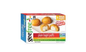 GEEFREE bagel puffs