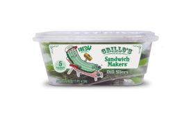 Grillo's Pickles Sandwich Makers