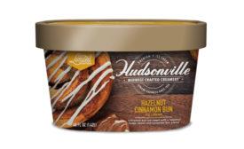 Hudsonville Creamery Hazelnut Cinnamon Bun