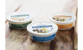 LaClare Goat Cheese Crumbles Group