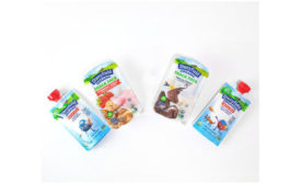 Lactalis Stonyfield Organic snack pack pouches