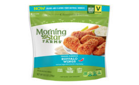 MorningStar vegan wings