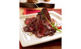 Niman Ranch steak