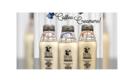 Rosa Brothers coffee creamer