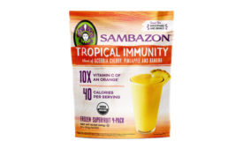 SAMBAZON Tropical Immunity Superfruit Packs