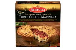 Bertolli Italian style tortas