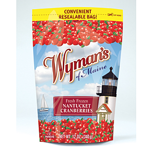 Wyman's nantucket cherries
