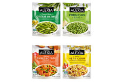 Alexia premium vegetables