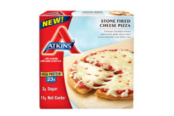 Atkins cheese pizza