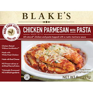 Blake's All Natural frozen meals
