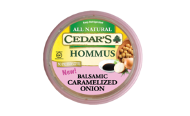 Cedar's caramelized onion