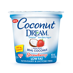 Coconut Dream yogurt
