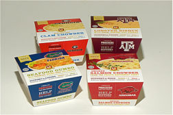 Fortun Foods chowder soups