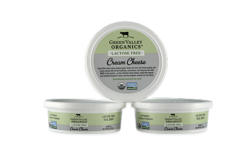 Green Valley Organics cream cheese
