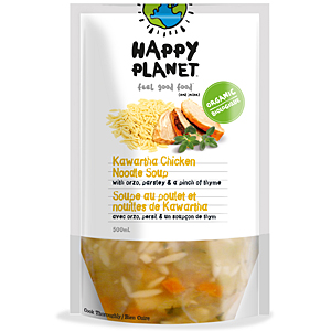 Happy Planet chicken noodle soup