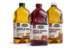 Orchard Brands holiday juices