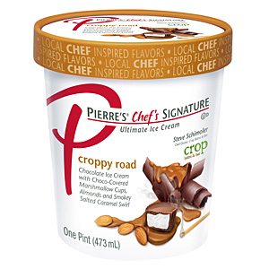 Pierre's Croppy Road ice cream