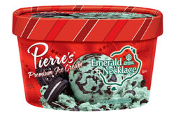 Pierre's Emerald Necklace ice cream