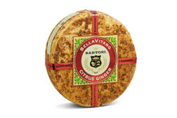 Sartori Citrus Ginger cheese wheel