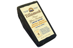 Tillamook 4-year vintage cheddar
