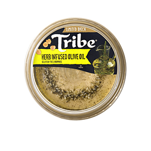 Tribe Herb Infused Olive Oil hummus