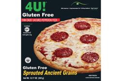 Better 4 U gluten-free crust