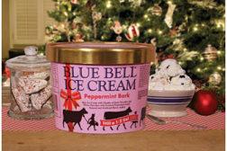 Blue Bell Peppermint Bark