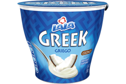 Borden LALA Greek yogurt