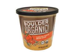 Boulder Organic tuscan bean soup