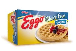Eggo gluten-free waffles