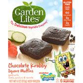 Garden Lites muffins for kids