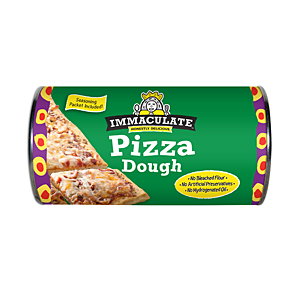 Immaculate Baking pizza dough