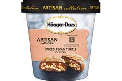 Haagen-Dazs artisan ice cream