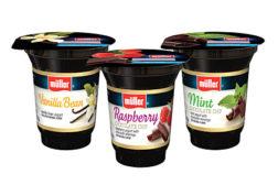 Mueller ice cream yogurt