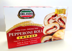Orlando Baking pepperoni rolls