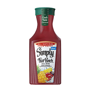 Simply Juice Fruit Punch