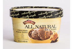 Turkey Hill Dairy all-natural ice cream