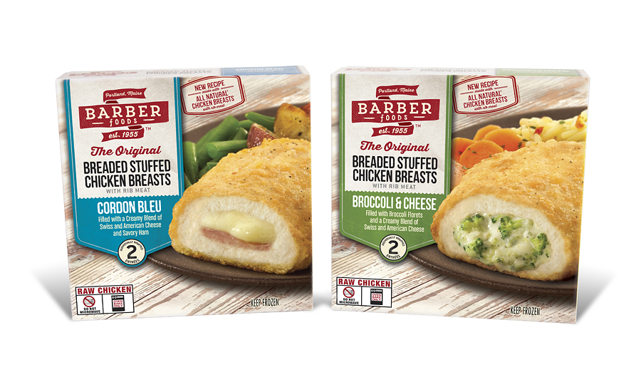 Stuffed Chicken Breasts 2015 06 18 Refrigerated Frozen Food