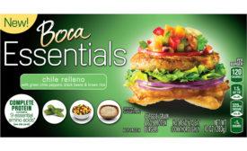 Boca Essentials burger