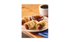 Cinnabon sausage bites