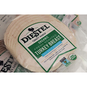Diestel turkey slices