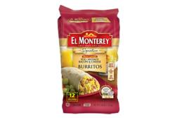 El Monterey breakfast burrito