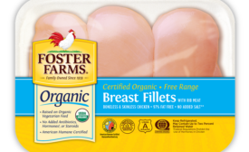 Foster Farms organic fillets