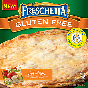 Freschetta gluten-free single-serve